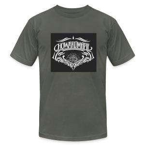 Maple T- shirt / Grey - Men's Fine Jersey T-Shirt