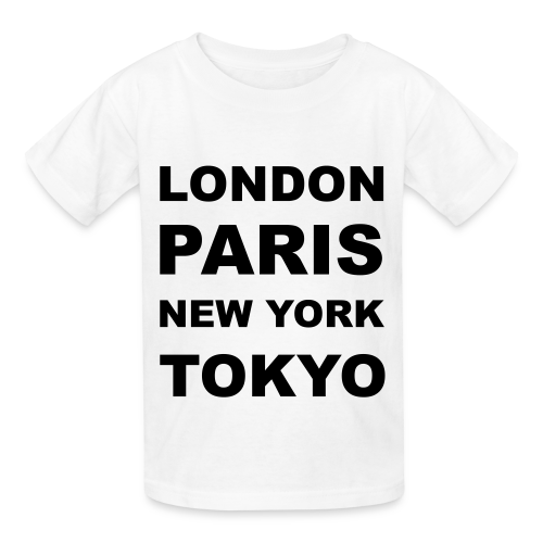 Louis - Kids' T-Shirt