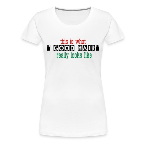 This is What Plus Size - Women's Premium T-Shirt