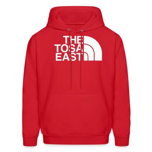 The Tosa East Hoodie (Red) - Men's Hoodie