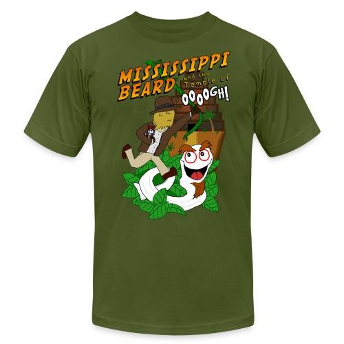 Temple of Ooogh Tee - Men's  Jersey T-Shirt