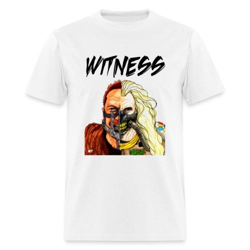 Witness shirt by NO!  - Men's T-Shirt