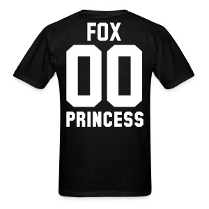 fox princess - Men's T-Shirt