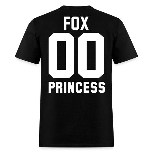 fox princess - Men's T-Shirt