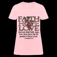 T-Shirts ~ Women's T-Shirt ~ Article 103166028
