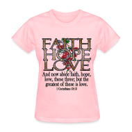 T-Shirts ~ Women's T-Shirt ~ Article 103166028