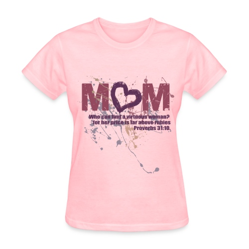 Proverbs 31 Mom Christian - Women's T-Shirt