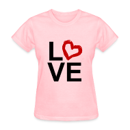 T-Shirts ~ Women's T-Shirt ~ Article 103166033