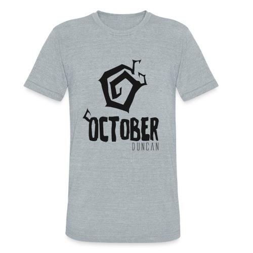 premium #OCTD shirt - Unisex Tri-Blend T-Shirt