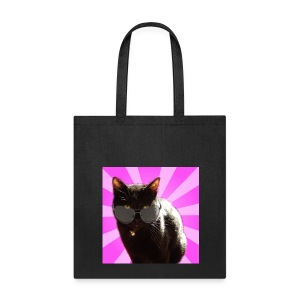 Nutter in Pink Tote - Tote Bag