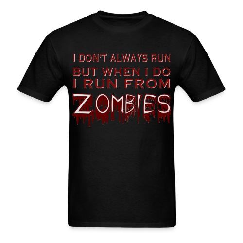ZOMBIE RUN - Men's T-Shirt