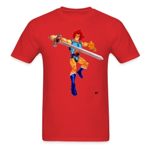 Lion-O shirt by NO! - Men's T-Shirt