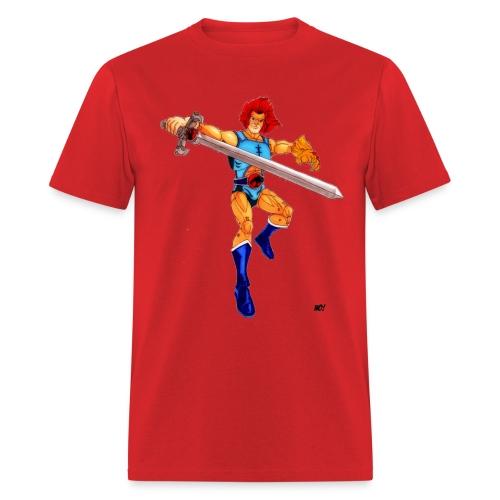 Lion-O shirt by NO! - Men's T-Shirt