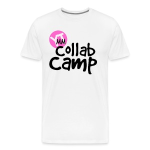 Summer Collab Camp Tee - Men's Premium T-Shirt