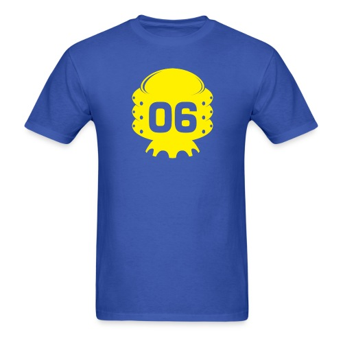 POD6 - Yellow_Regular - Men's T-Shirt