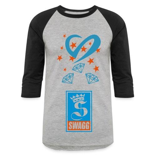 Diamond Life: Swag - Baseball T-Shirt