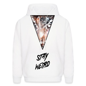 Stay weird 5 - Men's Hoodie