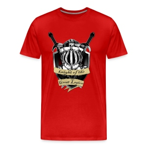Knight Of The Great Legion T-Shirt Men - Men's Premium T-Shirt