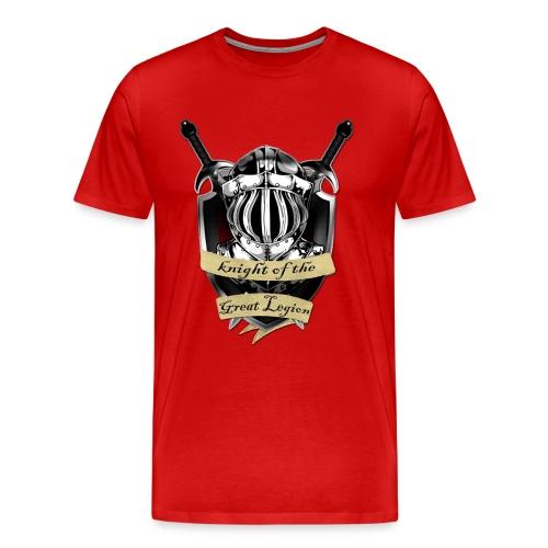 Knight Of The Great Legion T-Shirt Men - Men's Premium T-Shirt