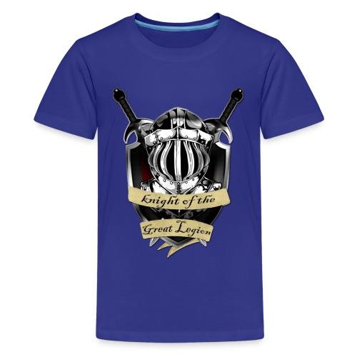 Knight Of The Great Legion T-Shirt Kids - Kids' Premium T-Shirt