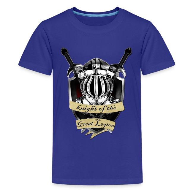 Knight Of The Great Legion T-Shirt Kids