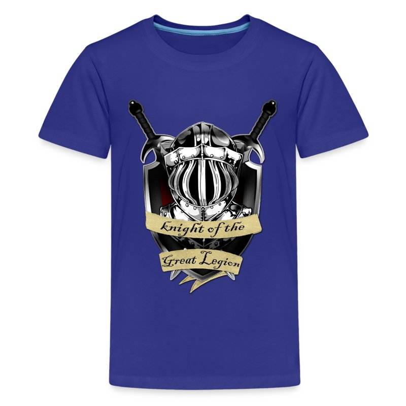 Knight Of The Great Legion T-Shirt Kids - Kids' Premium T-Shirt
