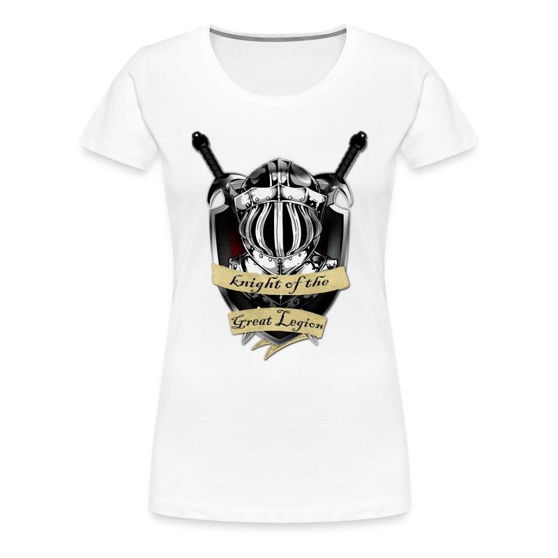 Knight Of The Great Legion T-Shirt Women - Women's Premium T-Shirt