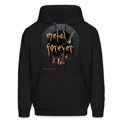 Metal Forever - hoodie - Men's Hoodie
