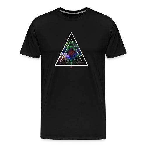 Trippy Tree Phaino - Men's Premium T-Shirt