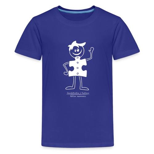 TS-K002 - Kids' Premium T-Shirt