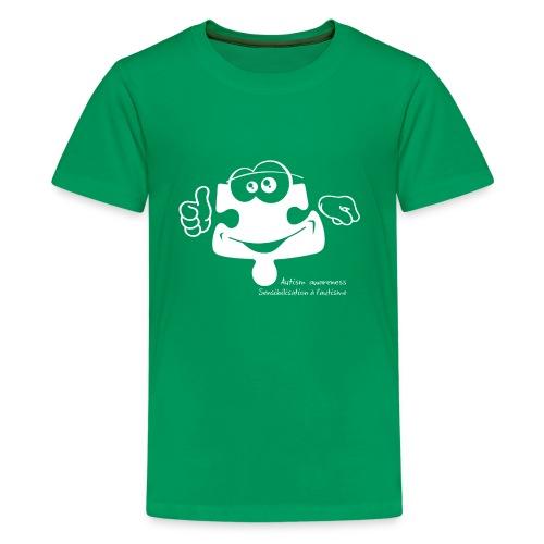TS-K004 - T-shirt premium pour ados