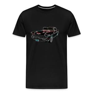 Neon 57 Bel Air Phaino - Men's Premium T-Shirt