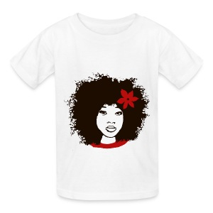 Natural Princess - Kids' T-Shirt