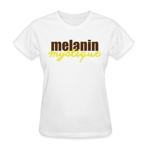 Melanin Mystique - Women's T-Shirt