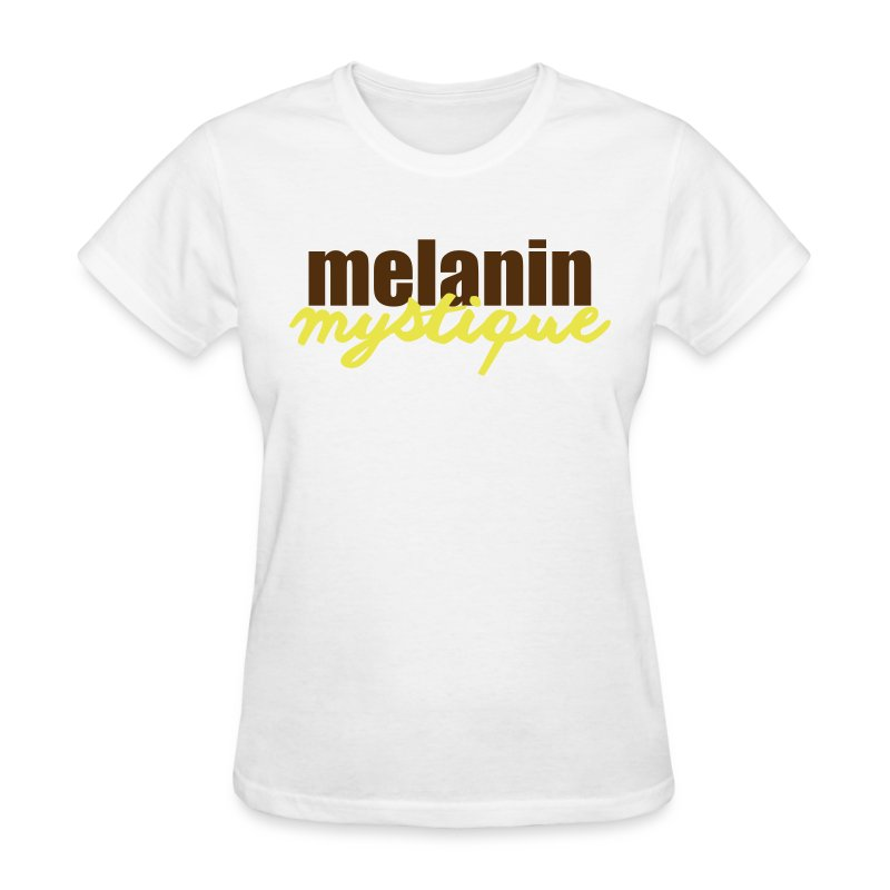 Melanin Mystique - Women's T-Shirt