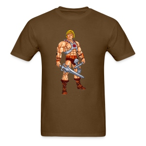 He-Man shirt by NO! - Men's T-Shirt