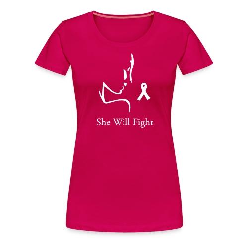 fitted classic t-shirt for women 100% cotton - Women's Premium T-Shirt