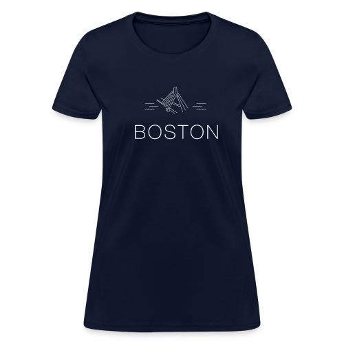 EF Boston Shirt: Womens - Women's T-Shirt