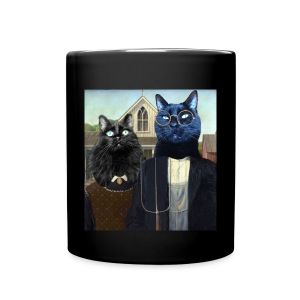 Titania and Nutter Gothic Mug - Full Color Mug
