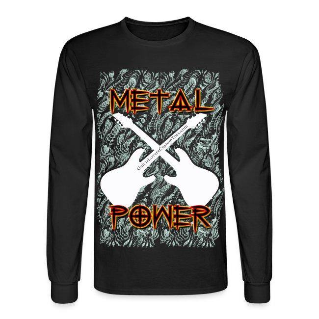 Metal Power - long sleeve