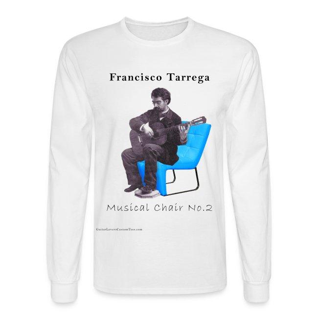 Tarrega's Musical Chair 2 - long sleeve