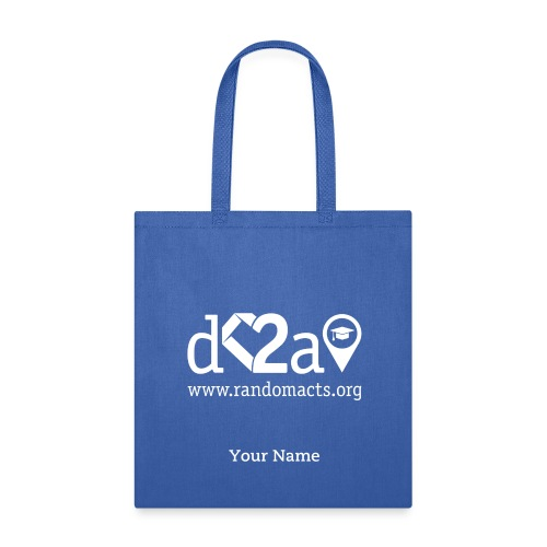 Dreams 2 Acts Tote Bag - Tote Bag