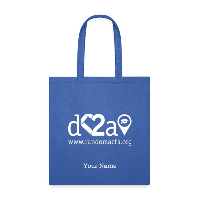 Dreams 2 Acts Tote Bag