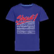Baby & Toddler Shirts ~ Toddler Premium T-Shirt ~ Shout!