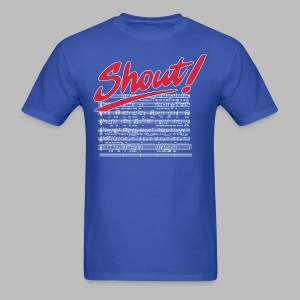 Shout! - Men's T-Shirt
