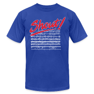 T-Shirts ~ Men's T-Shirt by American Apparel ~ Shout!