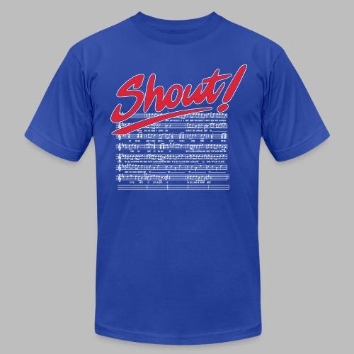 Shout! - Men's  Jersey T-Shirt