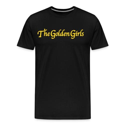 The Golden Girls Tee (Mens) - Men's Premium T-Shirt