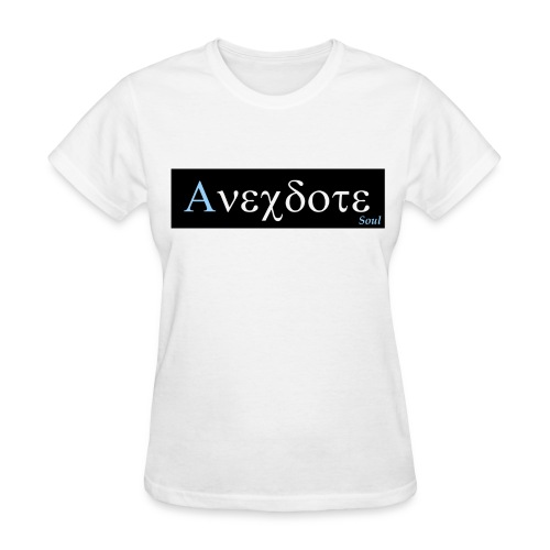 Anecdote - Women's T-Shirt