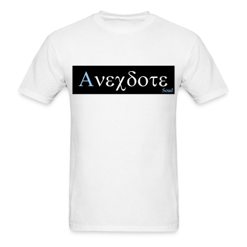 Anecdote - Men's T-Shirt